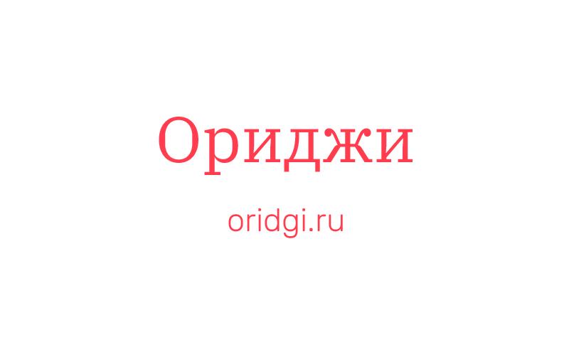 Oridgi